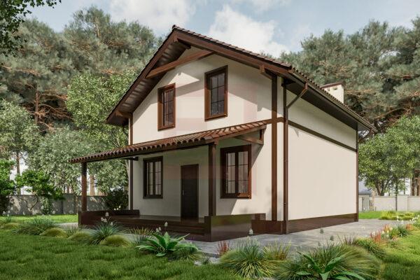 Проект дома FH-0026