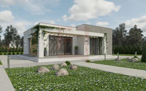 Проект дома FH-0130