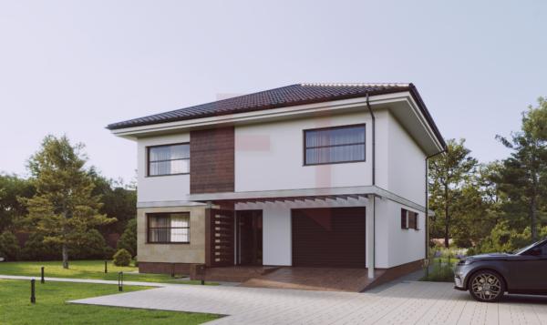 Проект дома FH-0027