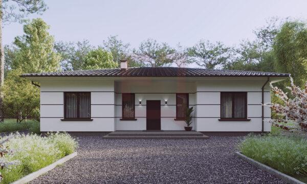 Проект дома FH-0035