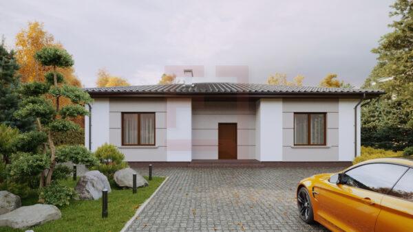Проект дома FH-0092