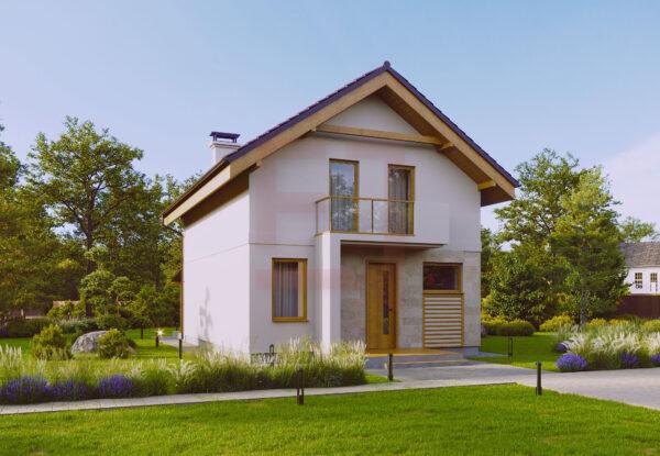 Проект дома FH-0202