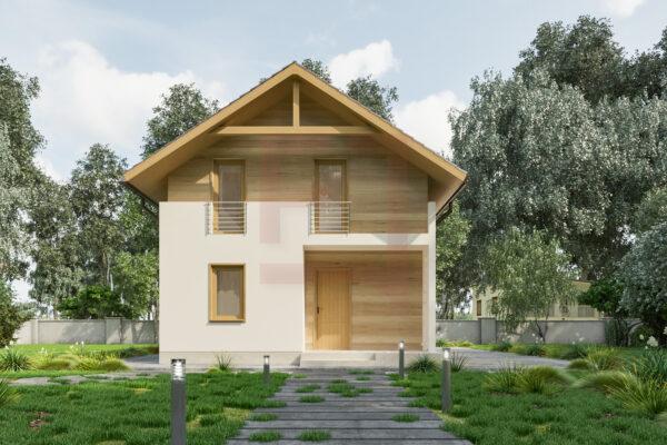 Проект дома FH-0063